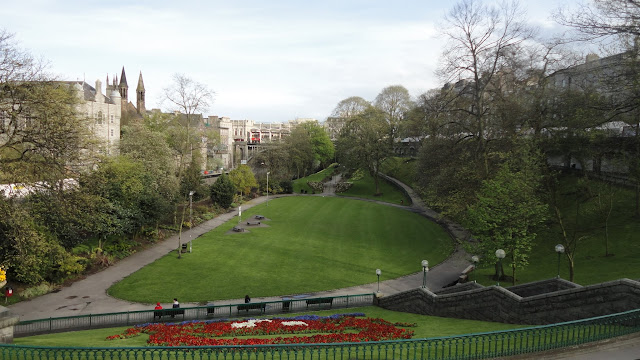 Union Terrace Gardens, Aberdeen