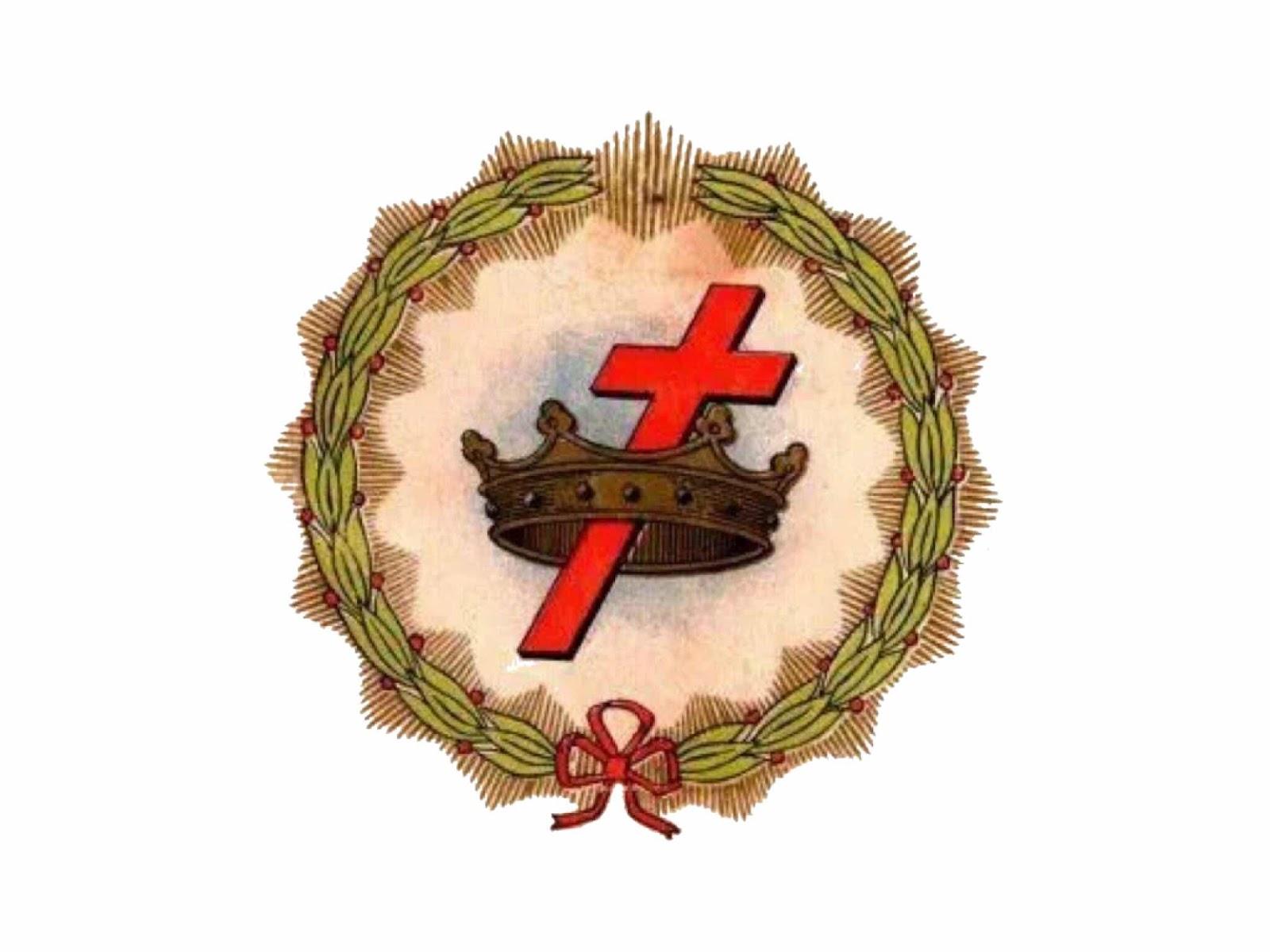 Cruz Coroada dos Estudantes da Bíblia