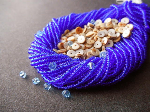 Silk Stockings Spring Bead Color Idea