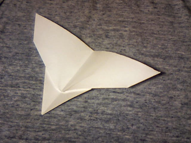 Aviones de papel, 6 nuevos modelos