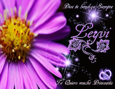 Leyvi - Dios te bendiga siempre