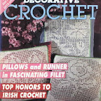 Decorative Crochet Magazines 24