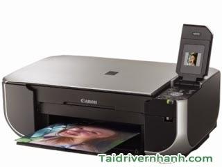 Cách tải phần mềm máy in Canon PIXMA MP470 – chỉ dẫn sửa lỗi không in