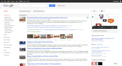 Google News Design Oktober