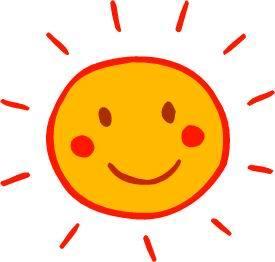 Idee kids blogt dank je wel voor de zon - Doek voor de zon ...