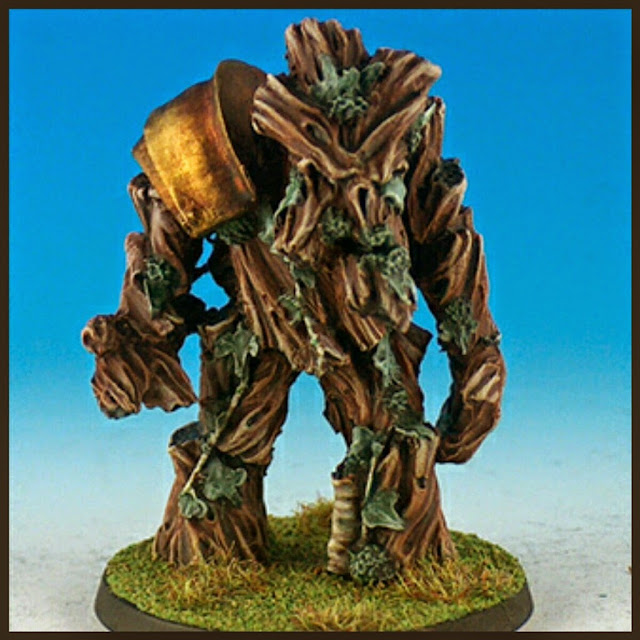 Black Scorpion Hombre arbol del Blood Bowl