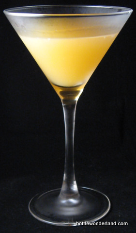 Olympic Cocktail Drink