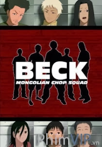 Beck - Mongolian Chop Squad - Beck - Mongolian Chop Squad poster