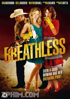 Khó Thở - Breathless (2012) Poster