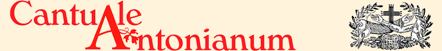 Cantuale Antonianum