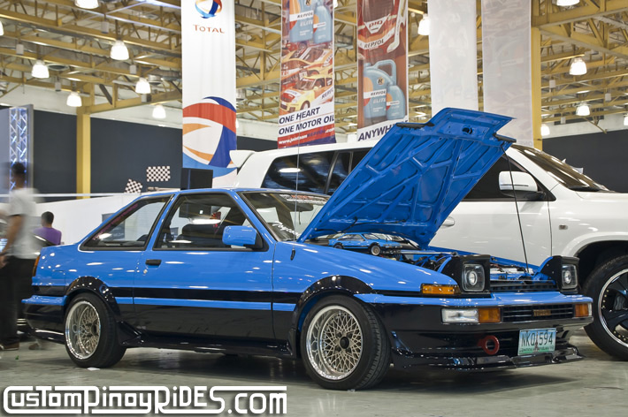 Toyota Corolla AE86 Trueno Coupe by Toycool Garage Custom Pinoy Rides pic2