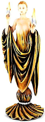 Goddess Of Fire Statue Image