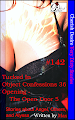 Cherish Desire: Very Dirty Stories #142, Tucked In, Angel, Object Confessions 36, Opening - The Open Door 5, Alyssa, Max, erotica