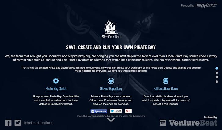 OpenBay: Budaya Bebas (Free Culture) atau Parasit?