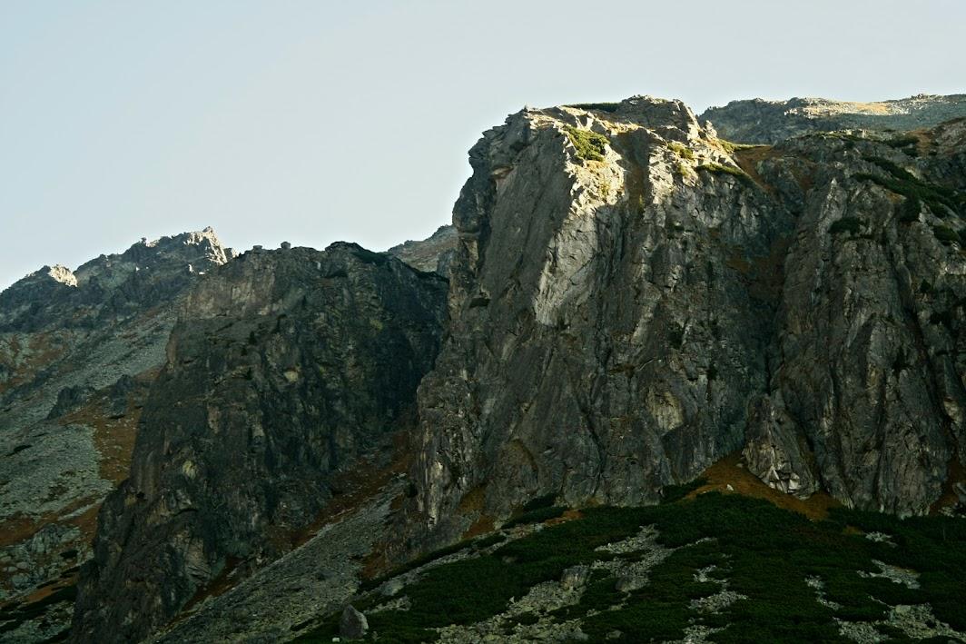 Turnia przed Skokiem i Ściana przed Skokiem