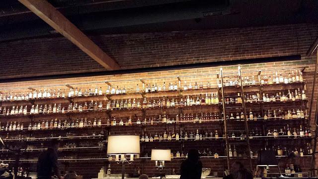Multnomah Whiskey Library atmosphere