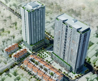 Chung cư 136 Hồ Tùng Mậu Vinaconex 7 - Housing Complex