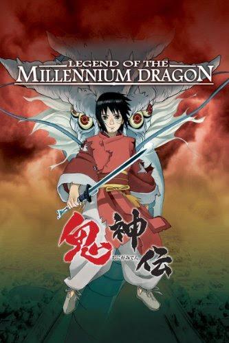 Huyền Thoại Rồng Thiêng - Legend Of The Millennium Dragon