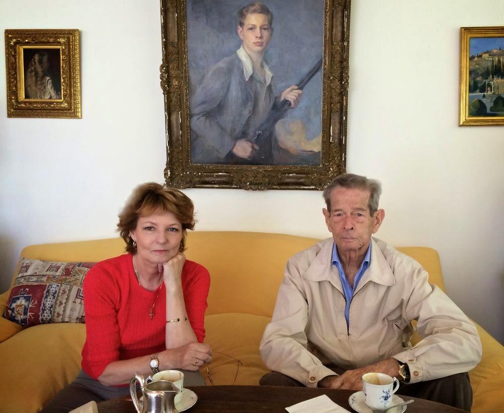 Regele Mihai și Regina Ana își vor petrece vara la Săvârșin