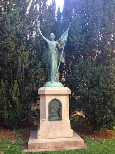 Joan of Arc, Poitiers. From 100 Places in France Every Woman Should Go