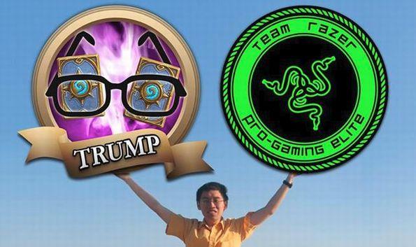 Trump partners up with Razer