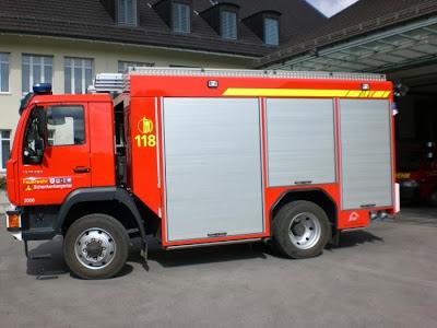 Tanklöschfahrzeug TLF1
