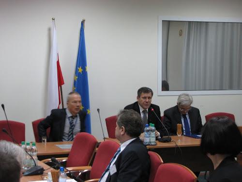 Konferencję otworzył Wicepremier Janusz Piechociński, Minister Gospodarki