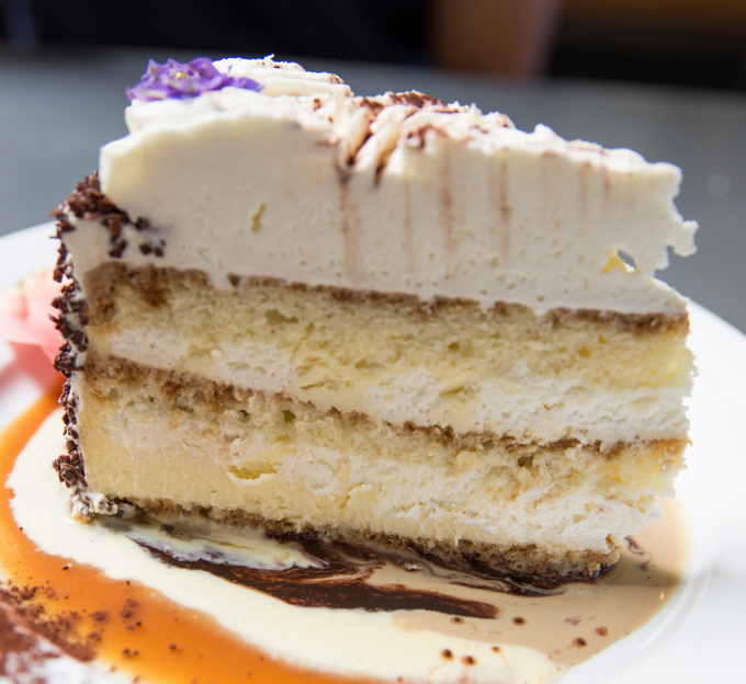 photo of Torta Misu from Extraordinary Desserts