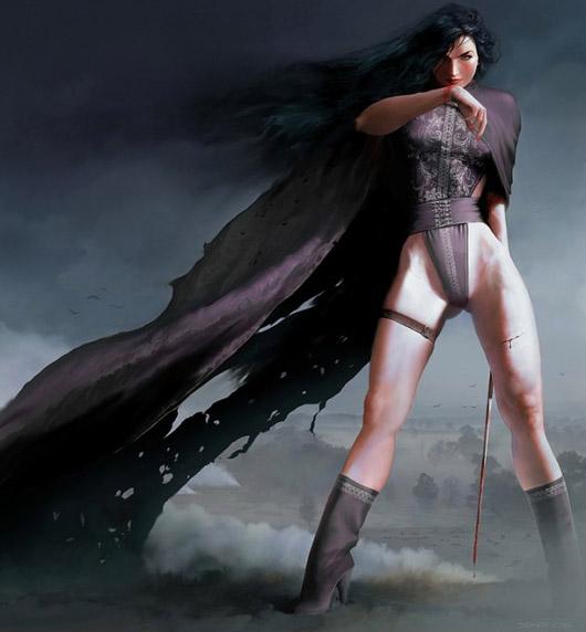 Countess Dracula, de Steven Stahlberg