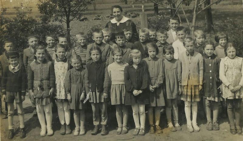 Zdjęcie szkolne ze Złotej