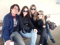 Eu, Taluh, Jéssica & Aline