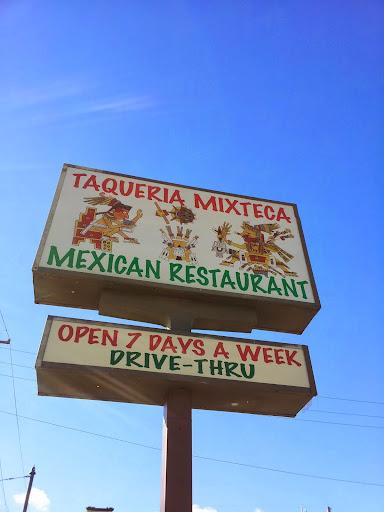 Taqueria Mixteca, Dayton, Ohio