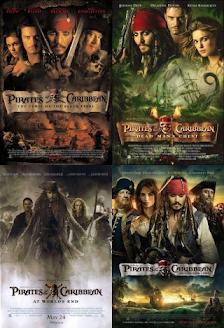 Los Piratas del Caribe: Saga – DVD5 – Latino