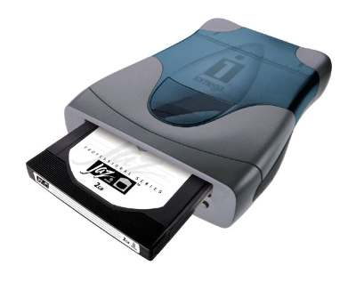 What is a Jaz Drive