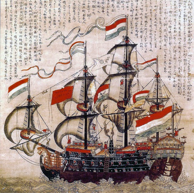 [SENGOKU JIDAI] Les délégations étrangères ! Ship2