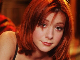 Alyson Hannigan Free Hollywood Actress Mobile Wallpapers