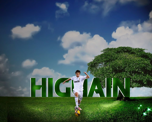 gonzalo higuain twitter
