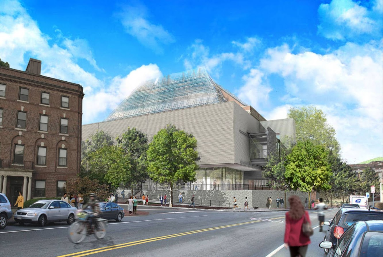Boston, Massachusetts, Stati Uniti: Harvard Art Museums Expansion by Renzo Piano