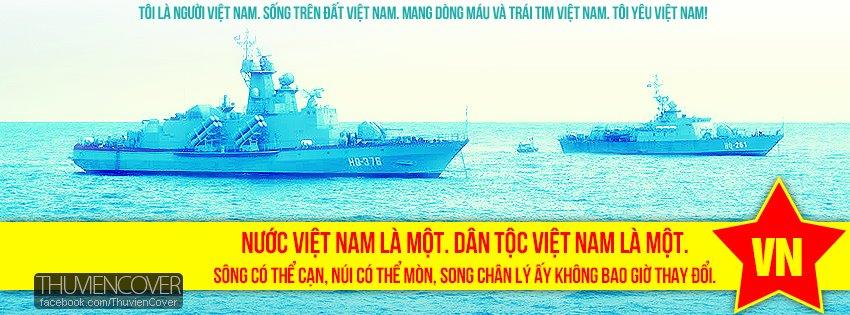 Ảnh bìa Facebook đẹp về Việt Nam
