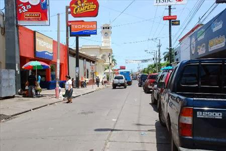Usulután, El Salvador