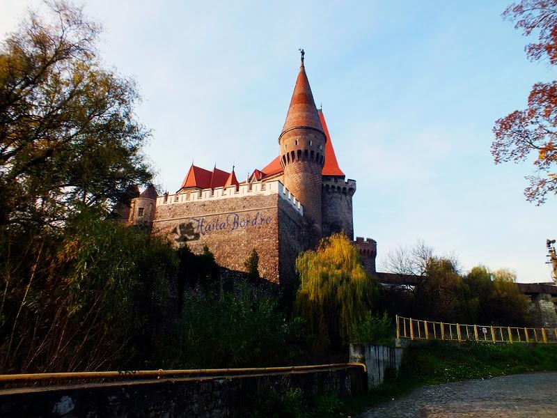 castel hunedoara noiembrie 2013