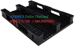 Pallet nhựa Thailand SLV 0812 UT