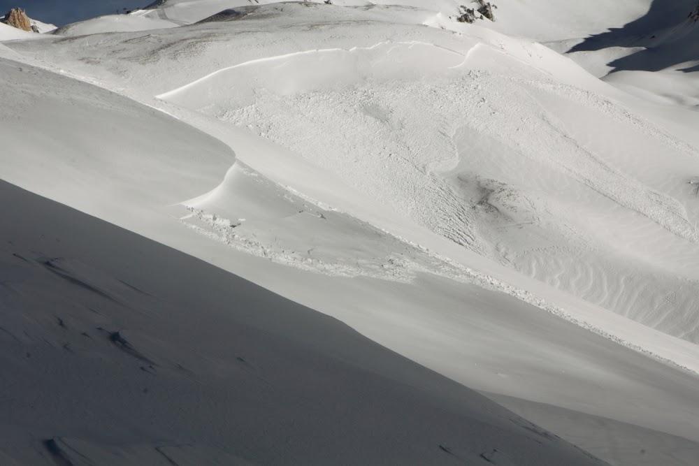Avalanche Vanoise, secteur Dent Parrachée, Les Balmes - Aussois - Photo 1