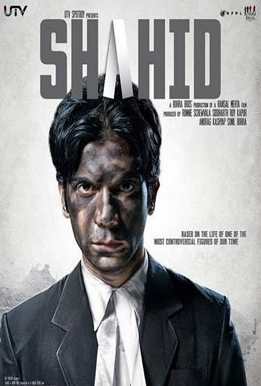 Poster Of Hindi Movie Shahid (2013) Free Download Full New Hindi Movie Watch Online At Alldownloads4u.Com