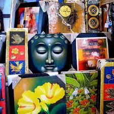 Бали - Сукавати (живопись)