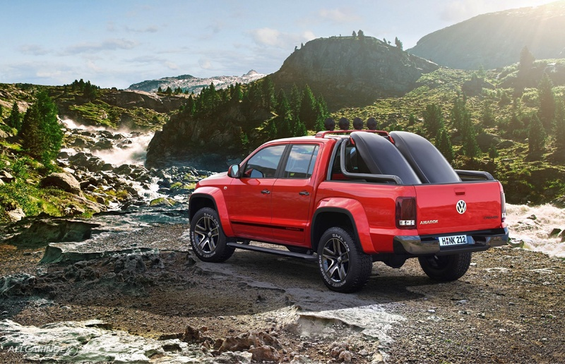 Volkswagen - Amarok Canyon Concept