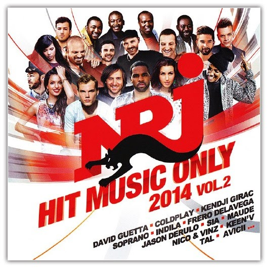 1 NRJ Hit Music Only Vol.2 2014