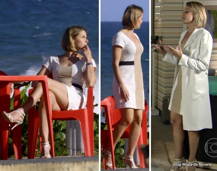 moda da novela Em Família - look da Silvia dia 17 de maio