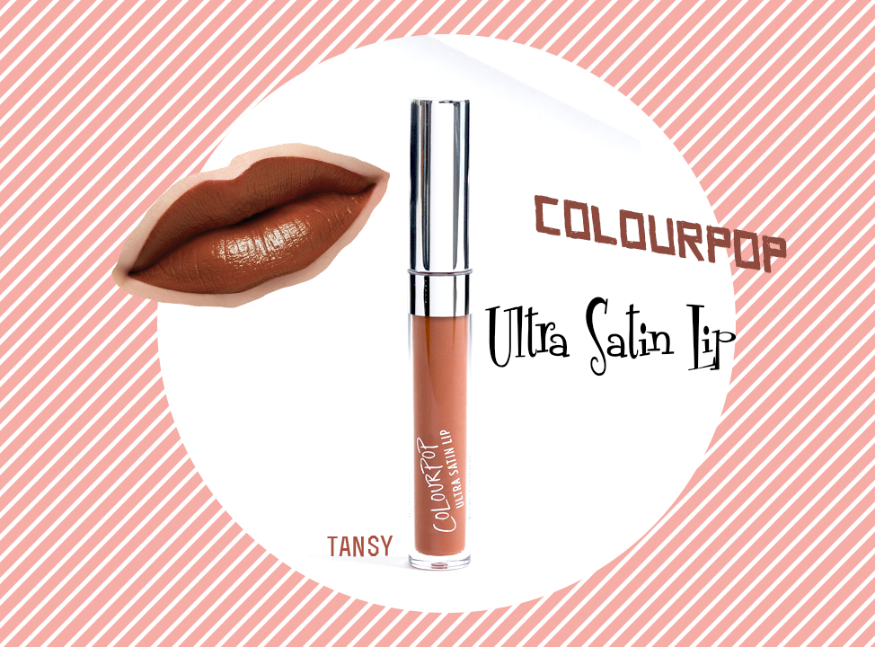 Colourpop Ultra Satin Lip – Màu Tansy