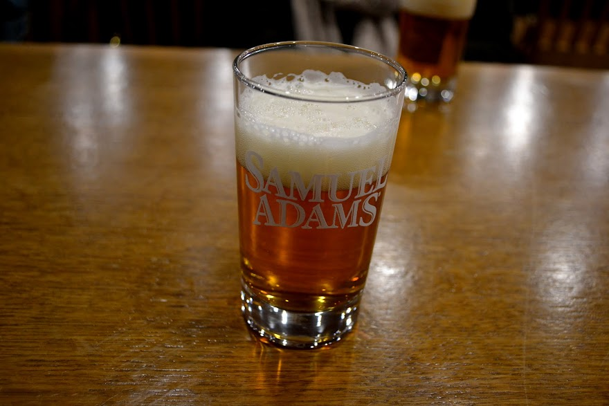 Пивоварня Семюел Адамс, Бостон (Samuel Adams Brewery, Boston, MA)